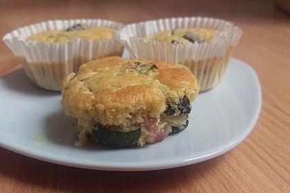 Polenta - Muffins 1