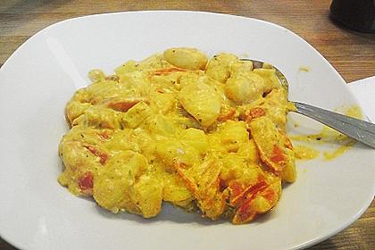 Gnocchi - Zucchini - Pfanne mit Schafskäse 52