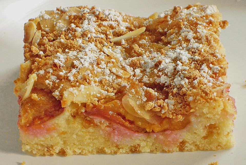 Zwetschgen Amarettini Kuchen Von Meiling Chefkoch De