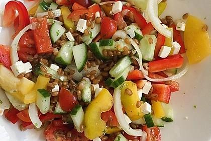 Knackiger Ebly - Salat 6