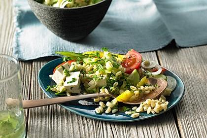 Knackiger Ebly - Salat 1