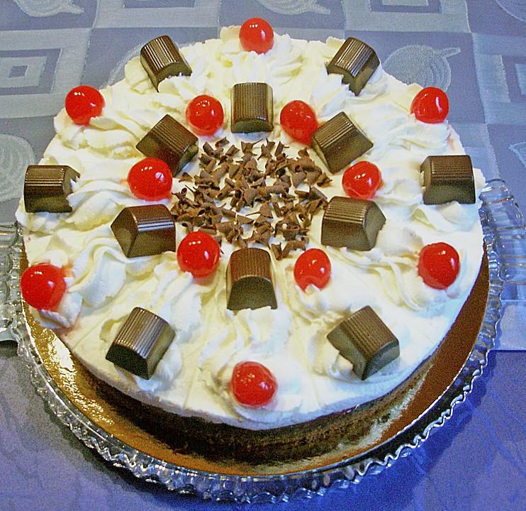Mon Cheri Torte Von Msdeluxe Chefkoch De