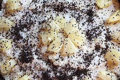 Ananas - Kokos - Kuchen 1