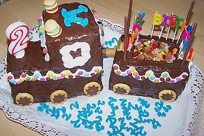 Geburtstagszug 154