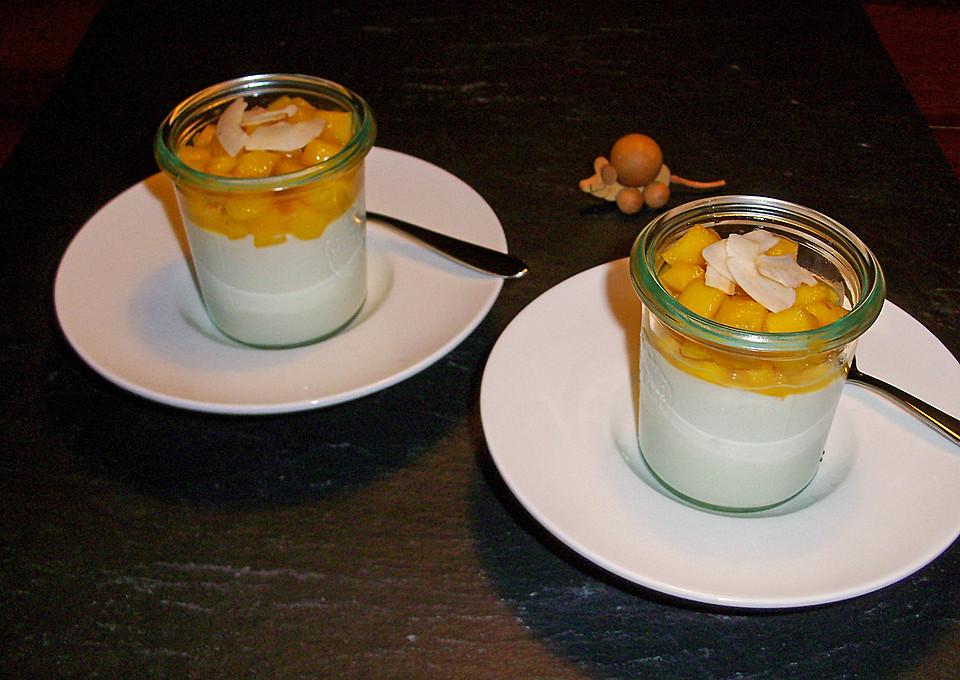 Panna Cotta für Liebhaber der asiatischen Küche von Lindasgaby ...