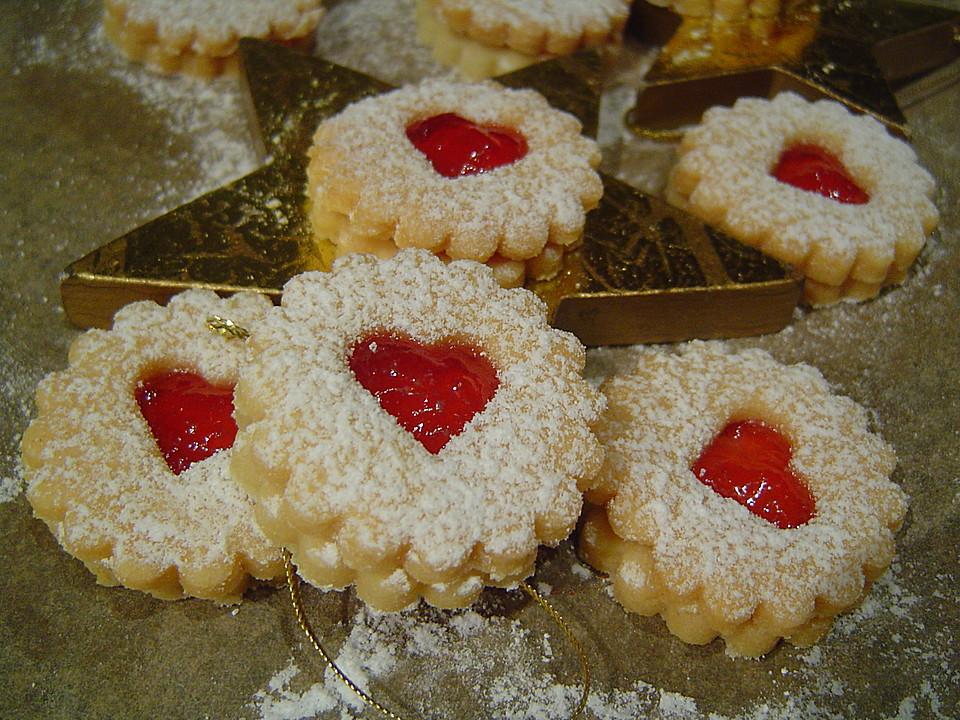 Butterplatzchen Weihnachtsplatzchen Von Annett Dm Chefkoch De
