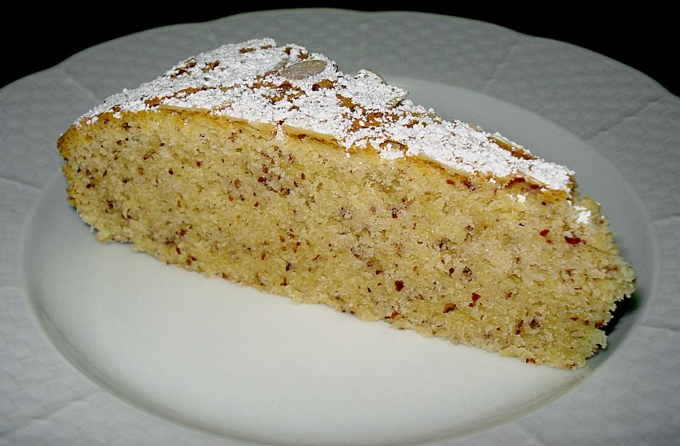 Amaretto Mandel Kuchen Von Chummelchen Chefkoch De