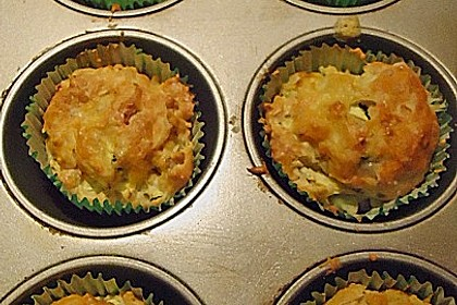 Lachs - Muffins