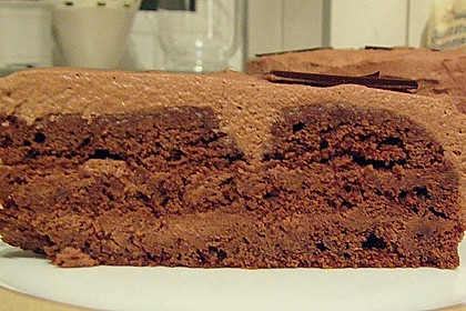 Gâteau à la crème au chocolat 7
