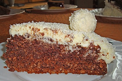 Raffaello - Schokoladentorte 22