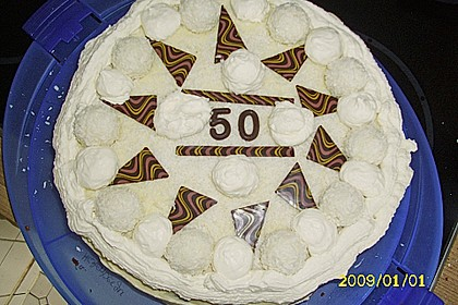 Raffaello - Schokoladentorte 46