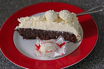 Raffaello - Schokoladentorte 1