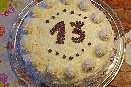 Raffaello - Schokoladentorte 34
