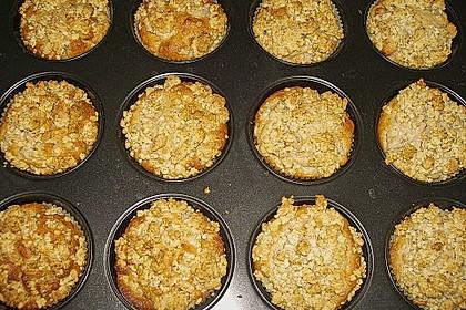 William's Crumble Muffins 5