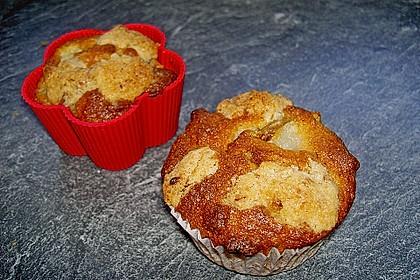 William's Crumble Muffins 7
