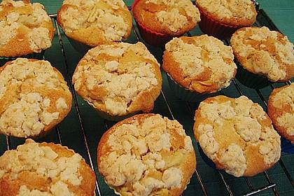 William's Crumble Muffins 6