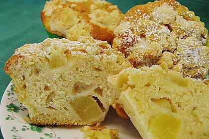 William's Crumble Muffins 1