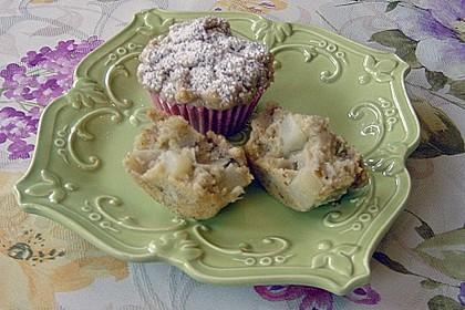 William's Crumble Muffins 18