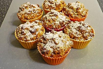 William's Crumble Muffins 13