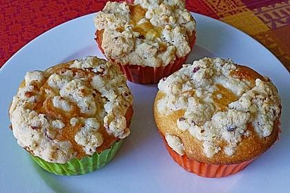 William's Crumble Muffins 4