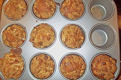 William's Crumble Muffins 21