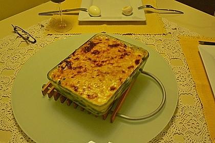 Kartoffel - Spinat - Auflauf 30