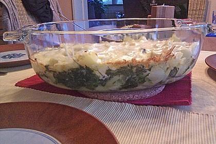 Kartoffel - Spinat - Auflauf 29