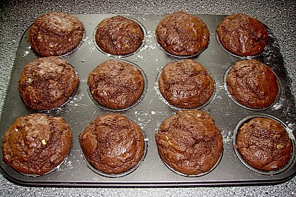 Schoko-Jumbo-Muffins 60