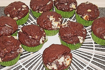 Schoko-Jumbo-Muffins 38