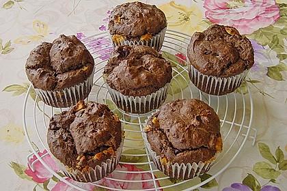 Schoko-Jumbo-Muffins 7