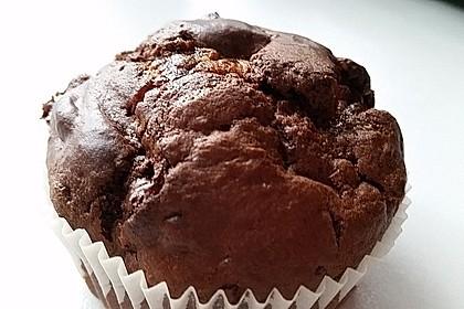 Schoko-Jumbo-Muffins 5