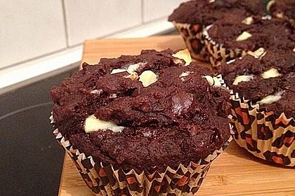 Schoko-Jumbo-Muffins 2