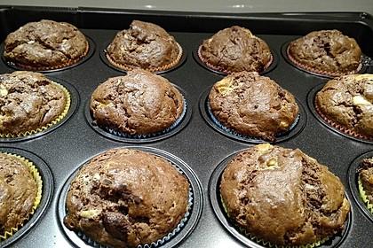 Schoko-Jumbo-Muffins 25