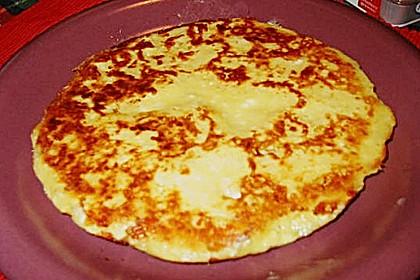 Käse aus der Pfanne 3