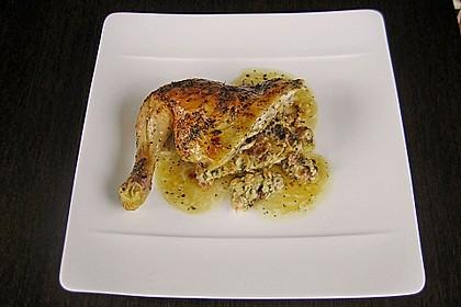 Pollo Ripieno agli Odori 1