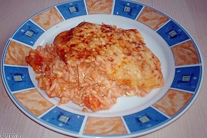 Reis - Hähnchen - Auflauf 20