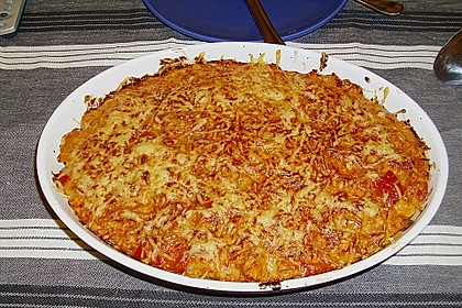 Reis - Hähnchen - Auflauf 17