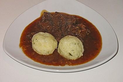 Kartoffelklöße aus rohen Kartoffeln 1