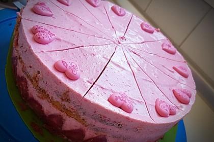 Erdbeer - Joghurt - Sahne - Torte 23
