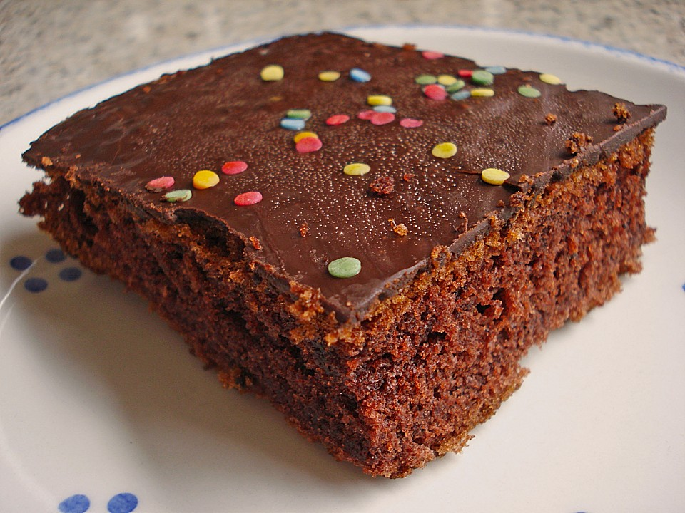 Buttermilch Schokoladen Kuchen Von Sebie94 Chefkoch