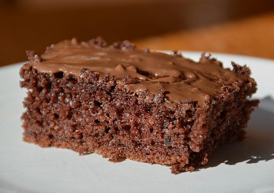 Buttermilch Schokoladen Kuchen Von Sebie94 Chefkoch De