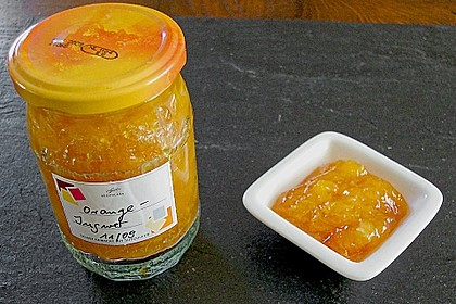 Orangen - Ingwer - Marmelade 2