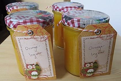 Orangen - Ingwer - Marmelade 1