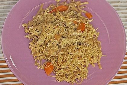 Chinesische Eier - Nudeln 10