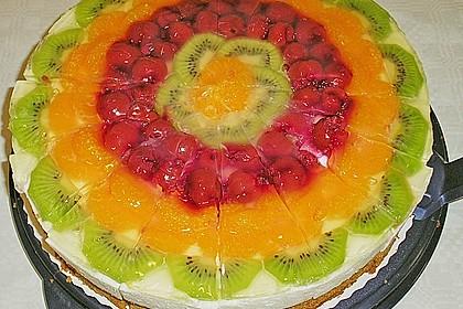 Joghurt - Quark - Torte (Bild)