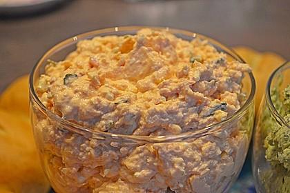Schinken - Käse - Dip/Aufstrich 1