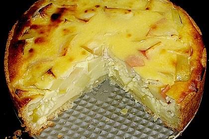 Apfel - Quark - Kuchen 5