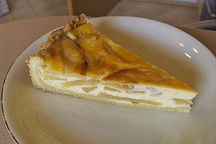 Apfel - Quark - Kuchen 4