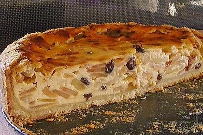Apfel - Quark - Kuchen 11