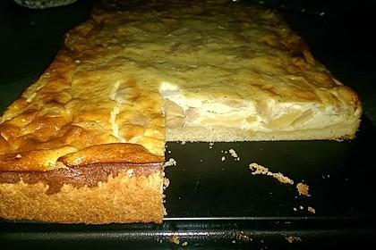 Apfel - Quark - Kuchen 7